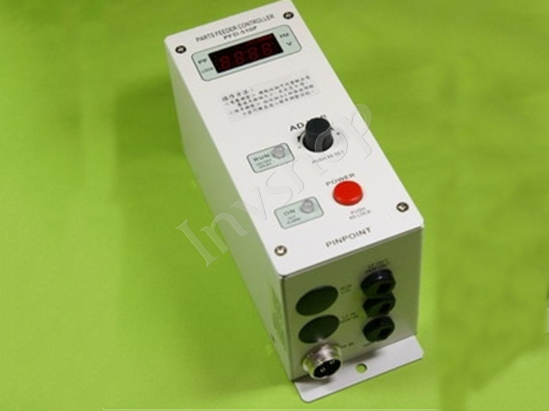 Variable frequency controller of PFD-510P PIN POINT vibratory disk