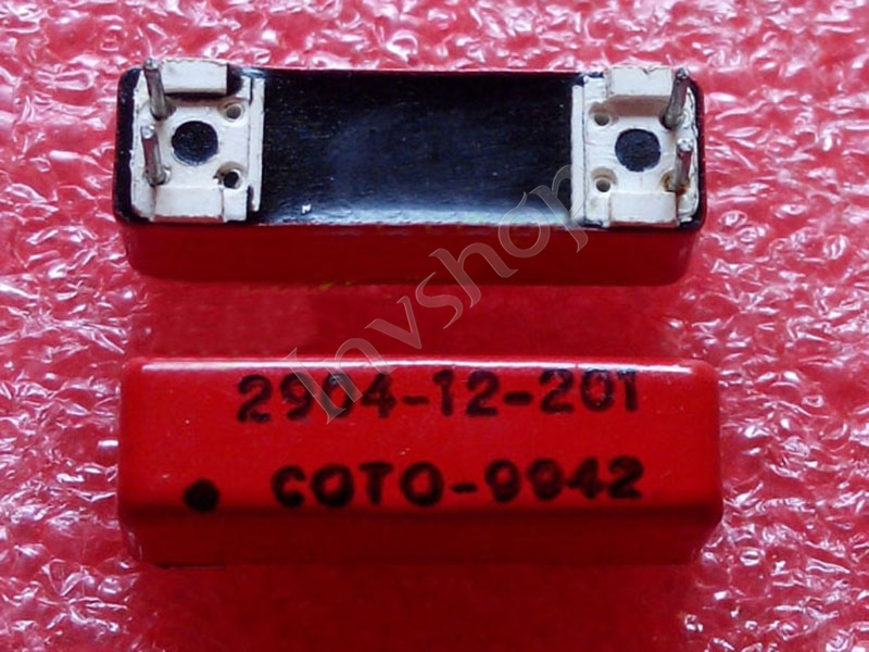 2904-12-201 COTO dry reed relay