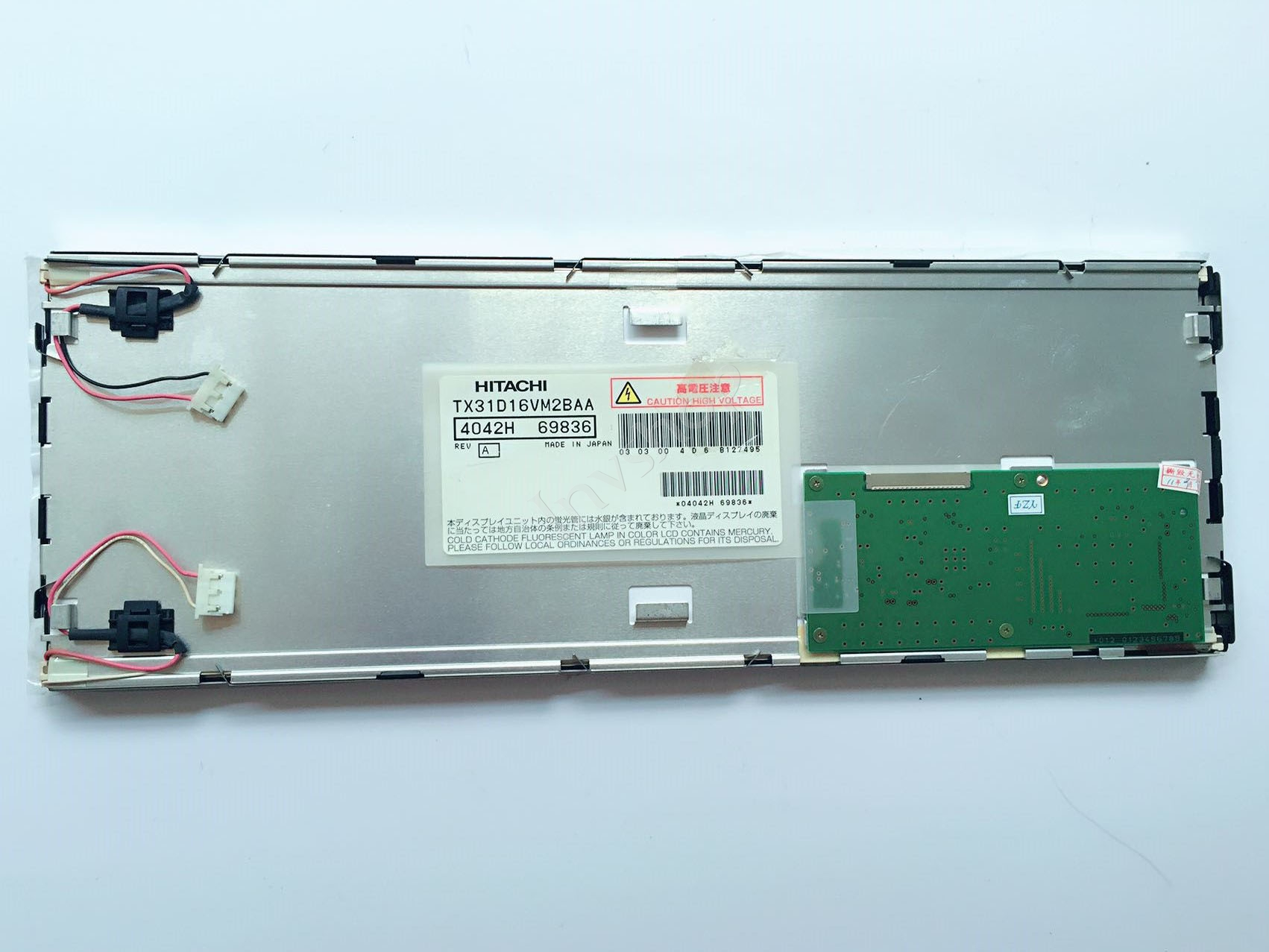 GY3224NHFSW1A 97-02526 REV. D lcd display