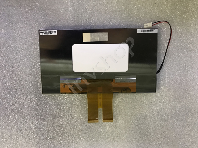 PM070WX5 New and Original PVI 7inch LCD PANEL PM070WX5(LF)