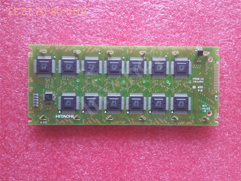 LM200 97-44103-9 WVO V-0 Hitachi industrial lcd display