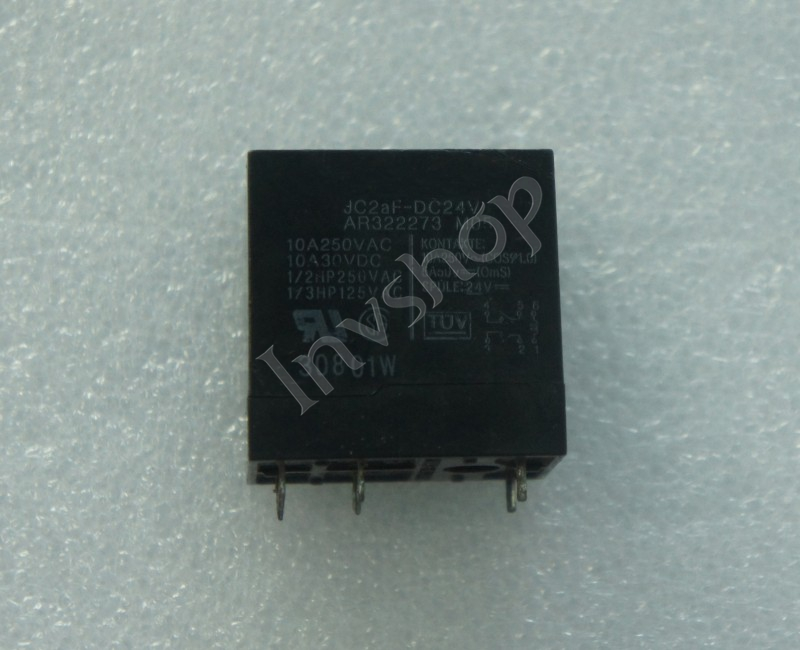 JC2AF-DC24V Panasonic relay New and Original
