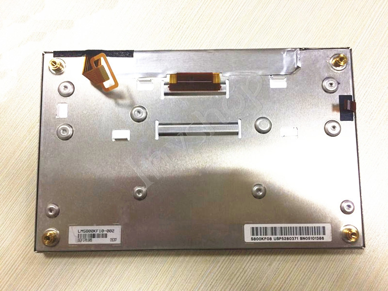 LMS800KF10-002 SAMSUNG 8inch automotive LCD Display LMS800KF10