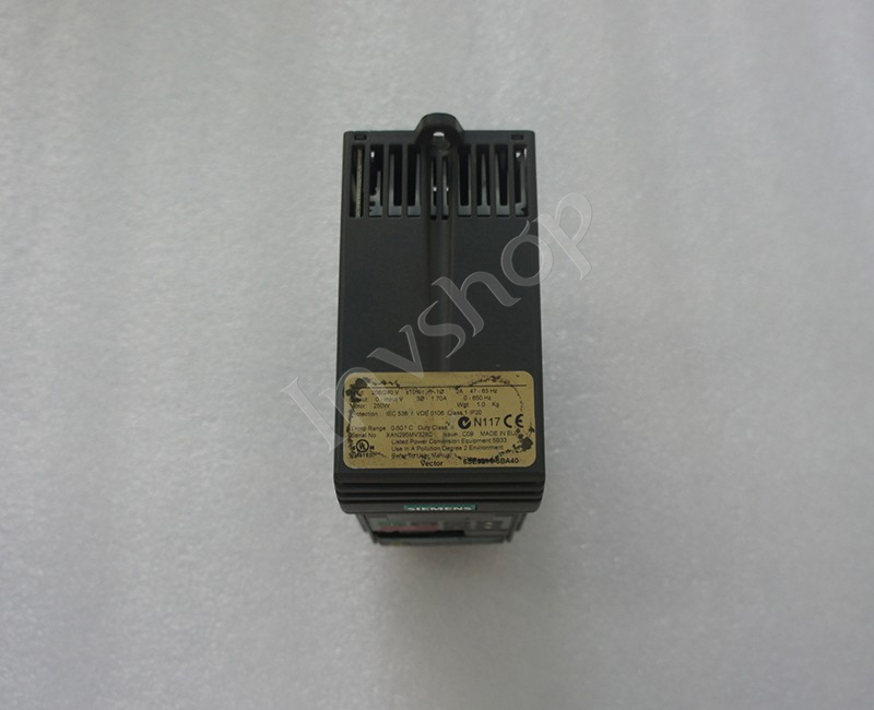 6SE3211-5BA40 Siemens frequency changer