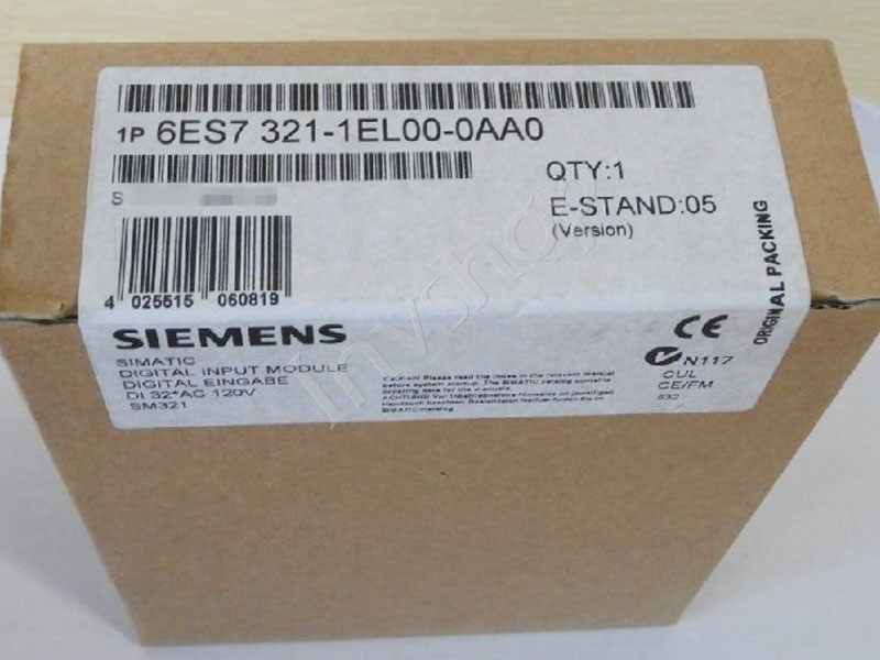 6ES7321-1EL00-0AA0 new and original SIEMENS SM321 module