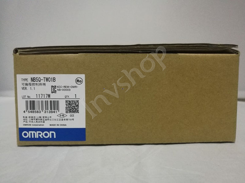 NB5Q-TW01B 5.6 inch Omron touch screen human-machine interface