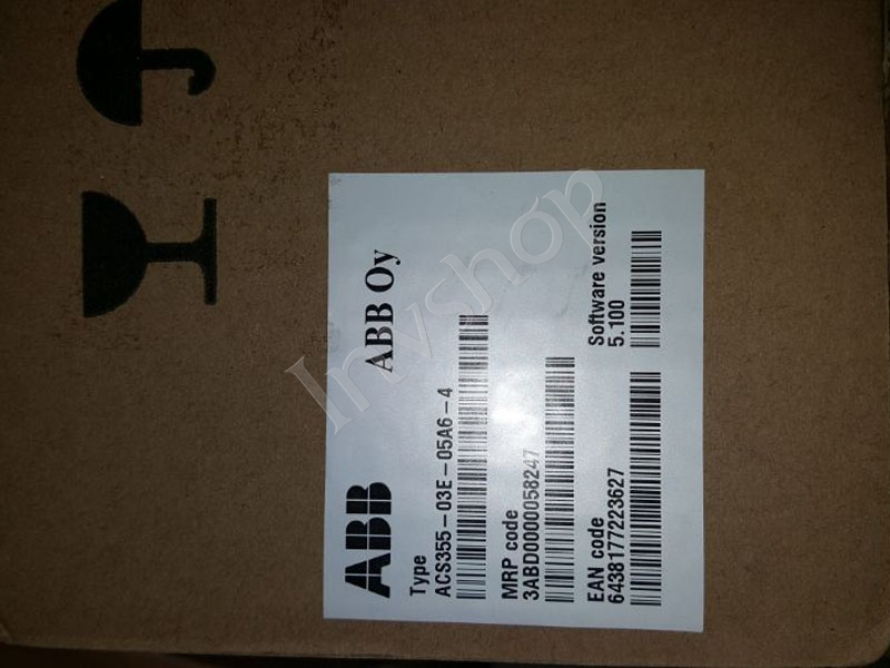 ACS355-03E-05A6-4 ABB Frequency converter New and Original