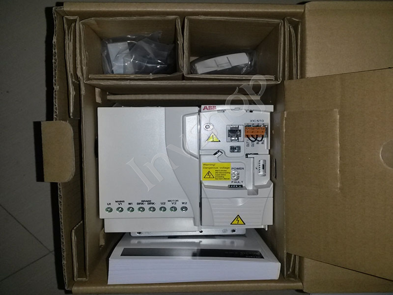 ACS355-03E-15A6-4 ABB Frequency converter New and Original