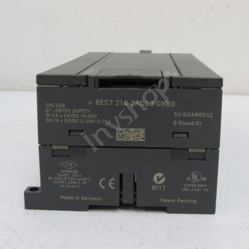 New original genuine Siemens 6ES7216-2AD23-0XB0