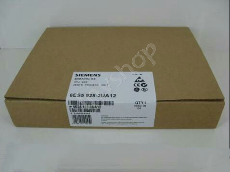 Siemens S5 New and Original Packaging 6ES5-928-3UA12