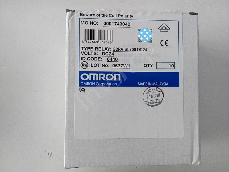 G2RV-SL700 Omron relay base New and Original