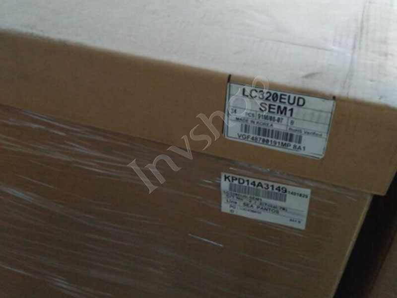 LC320EUD-SEM1 LG Display 31.5 inch 1920*1080 LCD PANEL