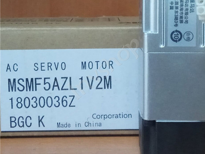 Panasonic servo motor New and Original MSMF5AZL1V2M