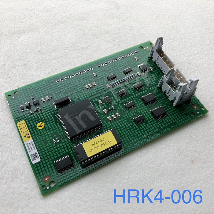 New 00.785.0529 00.781.4228 HRK4-006 Board for GTO SOR SM74 PM74 Printing Machine Circuit Card