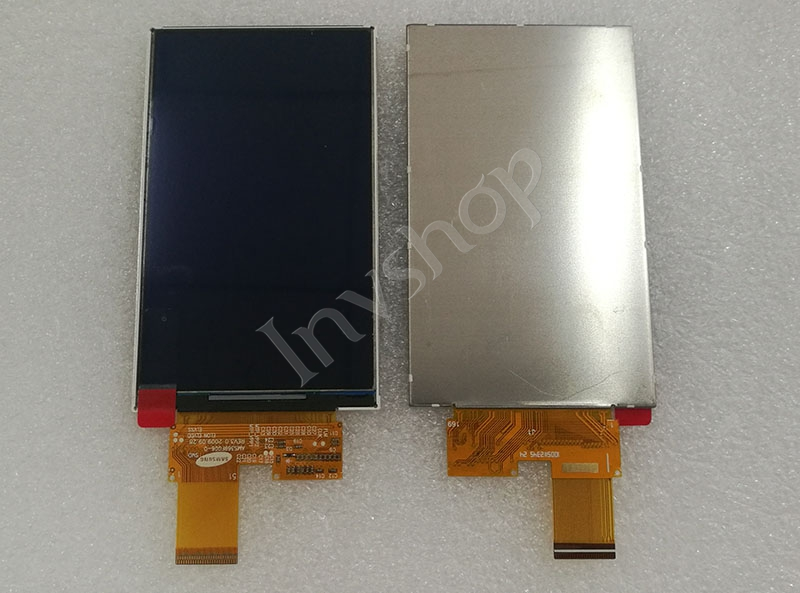 AMS369FG06-0 SAMSUNG SMD 3.7INCH 480*800 LCD PANEL