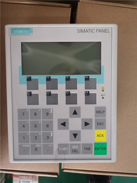 new Siemens 6AV6641-0CA01-0AX1 HIM