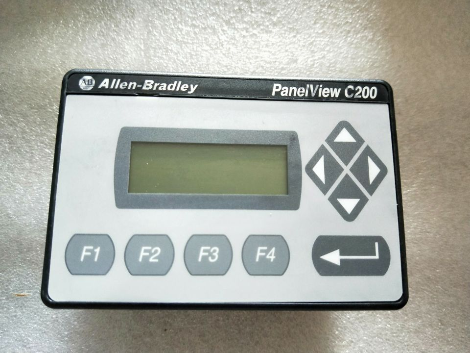 USED Allen-Bradley AB touch screen 2711C-F2M