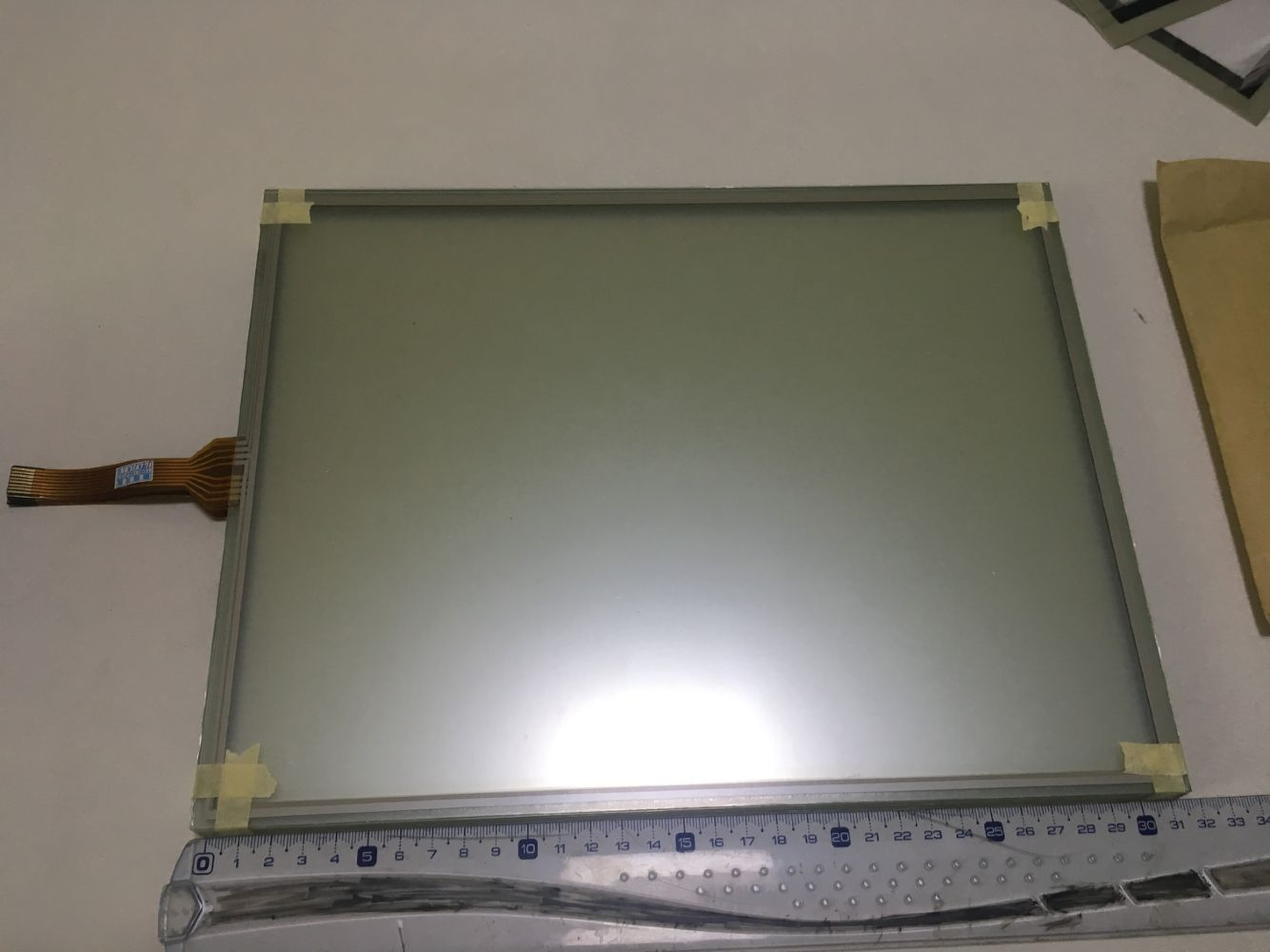 Touch Screen Glass GT/GUNZE USP 4.484.038 G-33
