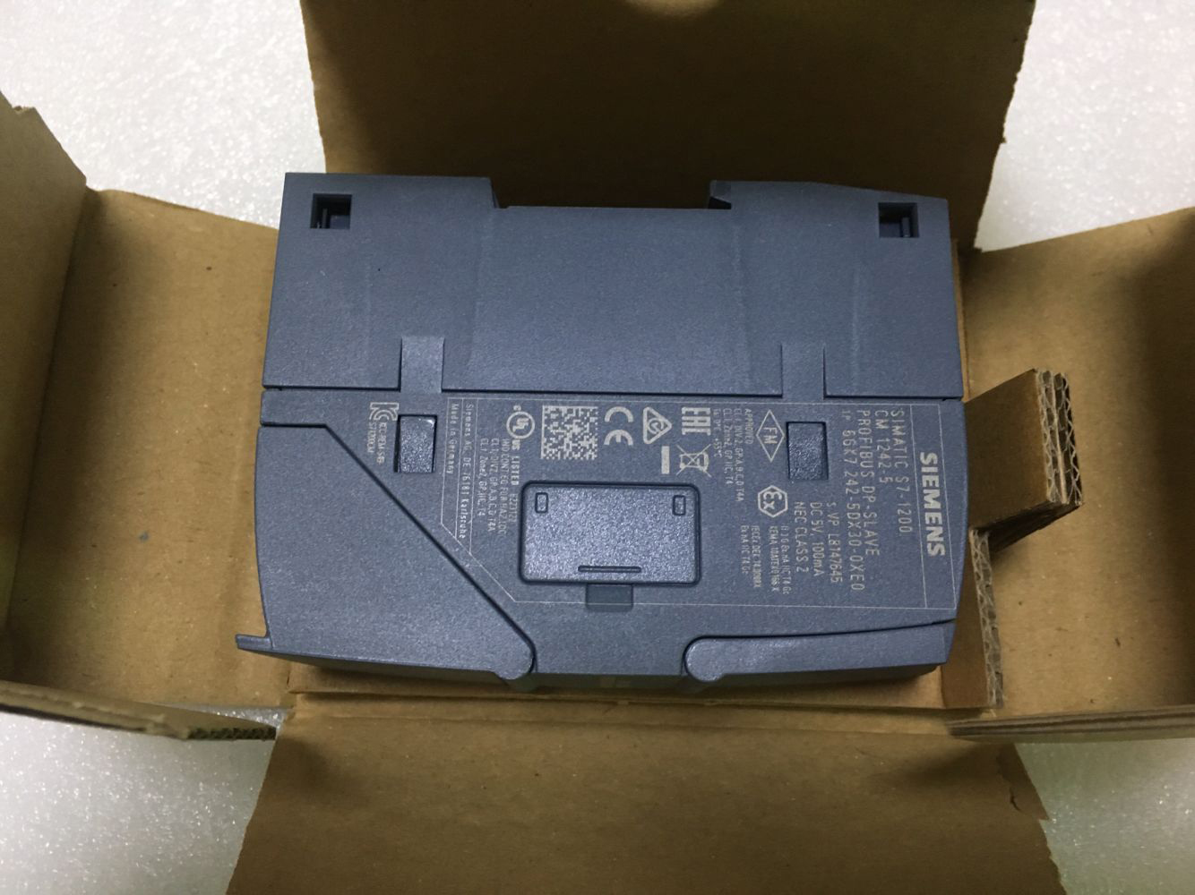 Siemens S7-1200 CM1242-5 communication module 6GK7 242 6GK7242-5DX30-0XE0