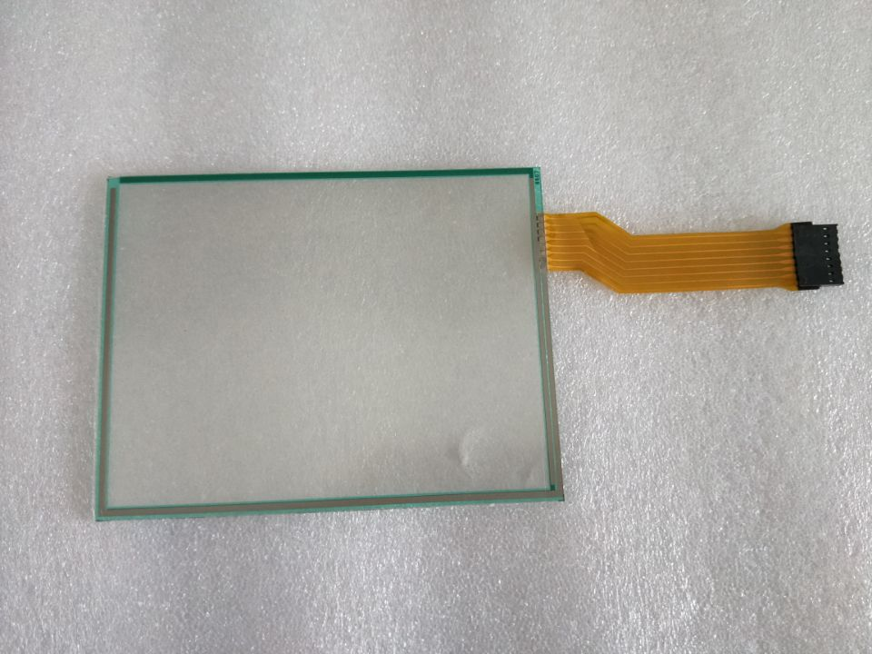 AB ABB 2711P-B7 2711P-RDB7 2711P-K7 touch screen glass