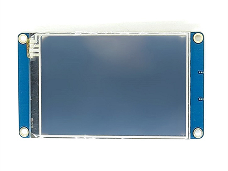 NX4832T035 3.5 Inch 480x320 HMI TFT LCD Touch Display Module Resistive