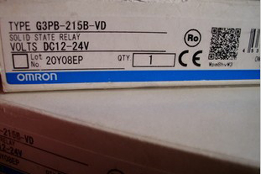 OMRON NEW AND ORIGINAL G3PE-215B DC12-24 relay