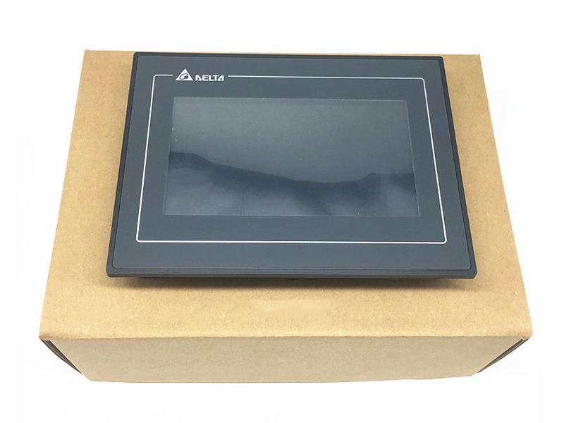 new Delta 7 inch HMI touch screen DOP-107WV