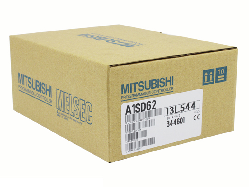 Mitsubishi A seriesHigh PLC A1SD62 Speed Counter Module