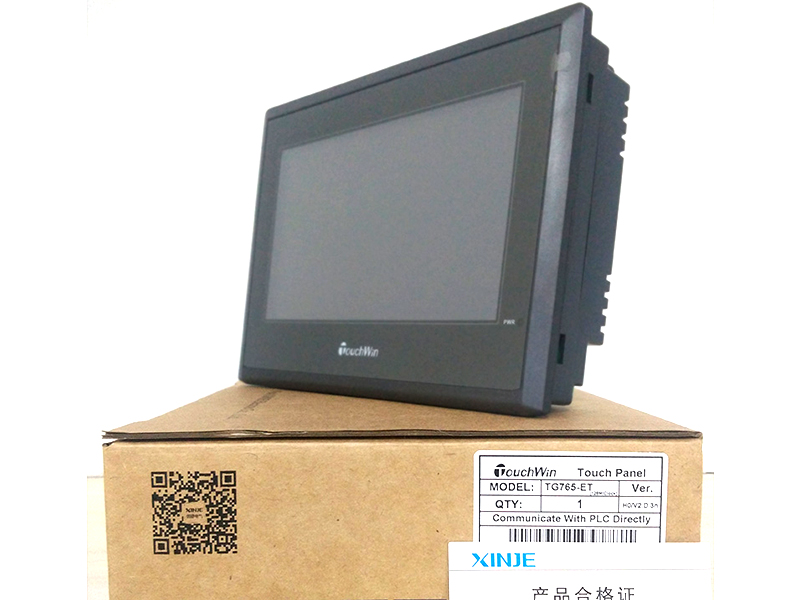 new TG765S-MT HMI Touch Screen panel