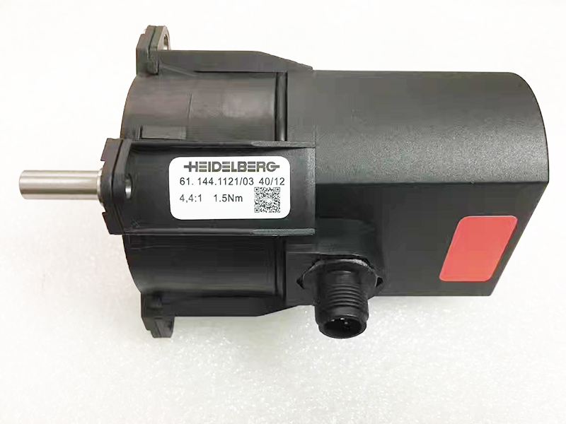 new motor 61.144.1121 for printing machine