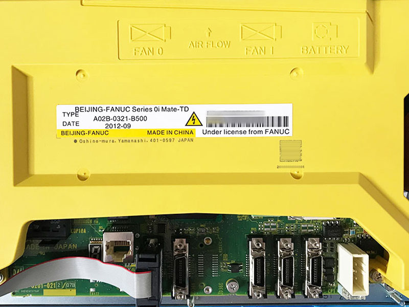 A02B-0321-B500 FANUC OI-MATE-TD New and Original