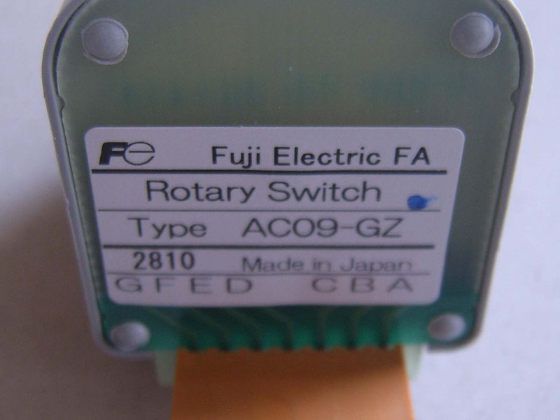 AC09-GZ Fuji Rotary Switch New and Original