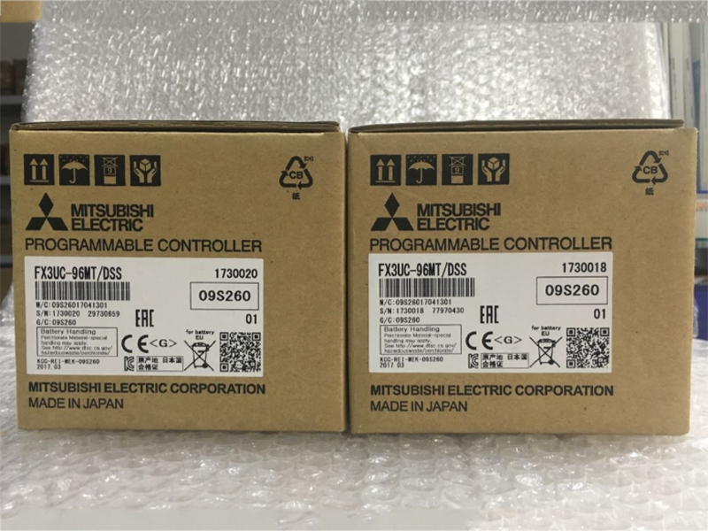 FX3UC-96MT-DSS Mitsubishi programmable logic controller