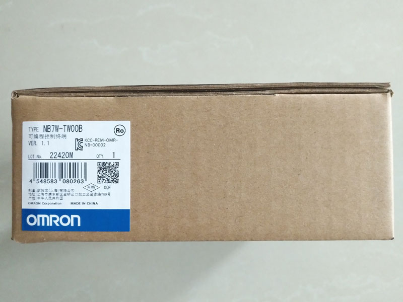 NB7-TW01 Omron Touch Screen NB7-TW01 New and Original