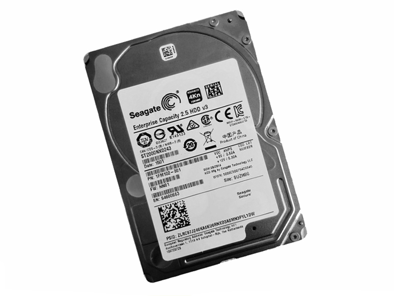 ST2000NX0243 Internal Hard Disk Drive