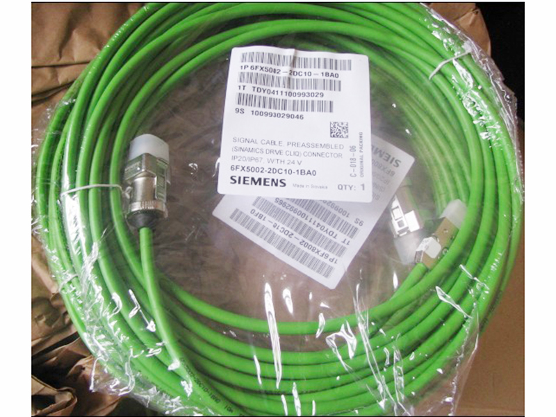 6FX5002-2DC10-1BA0 Siemens power cable