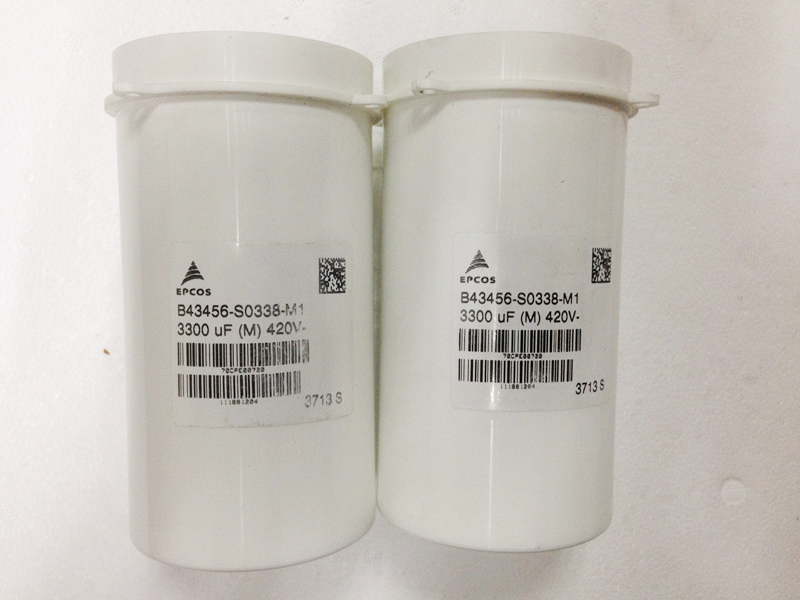 EPCOS Electrolytic Capacitors B43456-S0338-M1