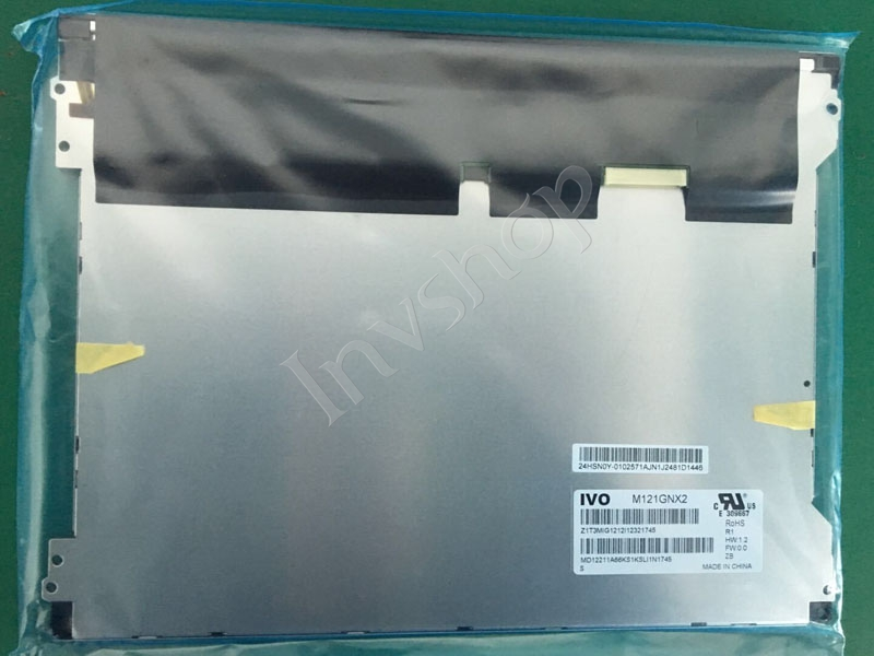 M121GNX2 R1 12.1 inch 1024*768 LCD PANEL AND TOUCH GLASS NEW